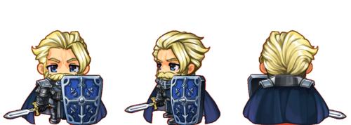 File:Olav the Bodyguard sprites.png