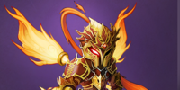 Caligo the Dual Swordsman