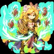 Daine the Thunder Fairy 6 detailed