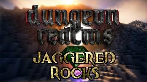 Dungeon Realms ~ Developer Diary 5 ~ Jagged Rocks
