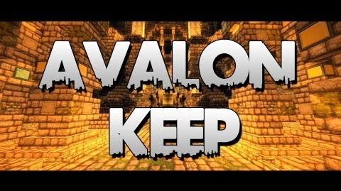 Minecraft Cinematic Avalon Keep The Lost City