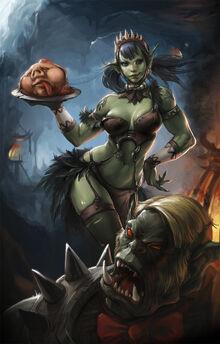 Orismer(Orcs)