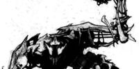 Dreg Golem (3.5e Monster)