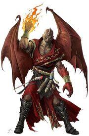 Dragonscarred