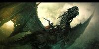 Dragon Lancer (3.5e Prestige Class)