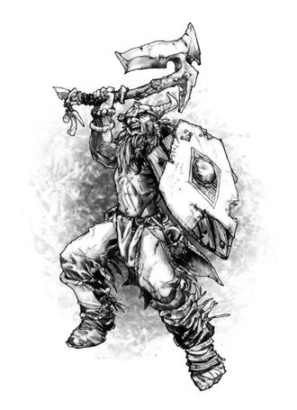 Frost barbarian by butterfrog-d2wj87b