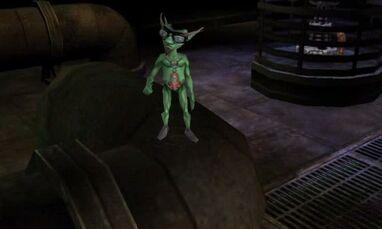 Goblin Inventor Ingame