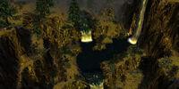 Iliarth Falls