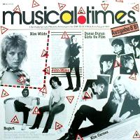 Musical times duran