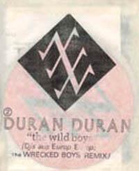 Duran duran etched memories etchy issue 1