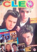 Cleo magazine 18 1987 italy duran duran