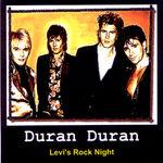 Levi's rock night rotterdam netherlands wikipedia duran duran bootleg discogs