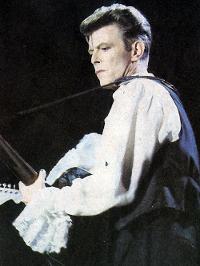 David Bowie Chile