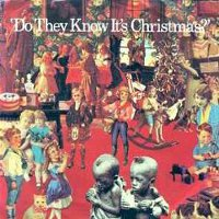 Band aid peter blake cover do they know its christmas