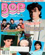 X BOP - JOHN TAYLOR Duran BILLY IDOL Jon Erik Hexum MADONNA Menudo JASON BATEMAN 1985 wikipedia