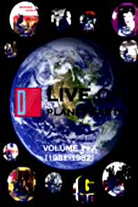 Duran duran Live On Planet Earth vol. 5-6