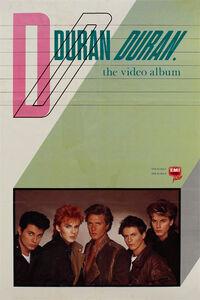 Duran duran film video poster 1983 wiki discogs wikipedia