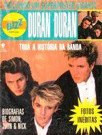 DURAN DURAN - Bizz Special Magazine - Brazil 1987 wikipedia