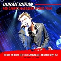 Duran duran 2008-12-13 atlantic city