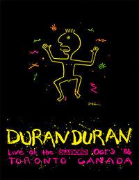 999 the diamond club toronto canada duran duran live tour concert show discography discogs wiki
