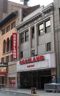 Roseland Ballroom wikipedia duran duran