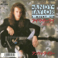 I might lie single andy taylor wikipedia duran duran discogs