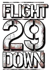 Flight 29 Down Logo duran duran