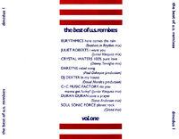 Duran duran - DMC Presents The Best Of U.S. Remixes Volume 1 a