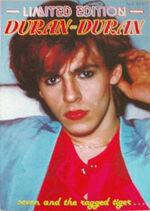 Limited edition magazine duran duran no.8 wikipedia nick rhodes