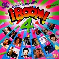 Duran duran ¡Boom! 4 (El Disco De Los Éxitos)
