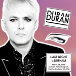 Last Night In Durham wikipedia duran duran discogs bootleg