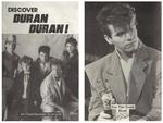 Duran Duran - DISCOVER DURAN DURAN RARE BOP MAGAZINE BOOK 84 LAUFER PUBLICATION wikipedia