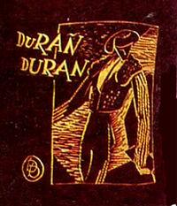 Duran duran early t-shirt