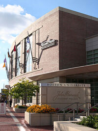 Agganis Arena, Boston wikipedia duran duran university