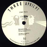 DMC April 91 - Three DURAN DURAN