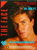 The Face magazine No 46 Feb '84 Duran Duran
