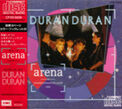 9 arena album wikipedia duran duran TOSHIBA-EMI · JAPAN · CP35-5009 cd