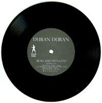 Boys Keep Swinging - Absolute Beginners black vinyl duran duran wikipedia collection