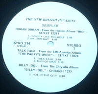 The new british invasion duran duran 1