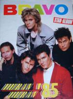 1 bravo star album duran duran magazine