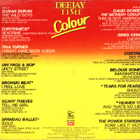 Deejay Time Colour duran duran