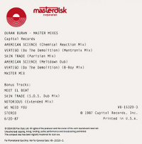Master mixes cd