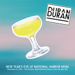 New Year´s Eve At National Harbor MGM duran duran wikipedia band