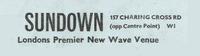 Sundown club charing cross road wikipedia duran duran