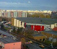Studentski-Grad-Zimnia-Dvorets Winter Palace of Sport in Sofia wikipedia duran duran