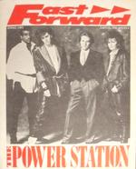 Fast foreward magazine capitol records duran duran