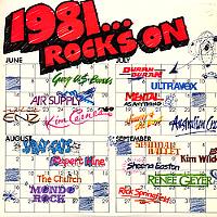 1981...rocks on GIVE2003 DURAN DURAN