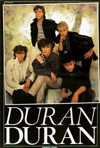 1981 duran duran poster wiki