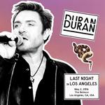 Last Night In Los Angeles wikipedia duran duran band discogs bootleg