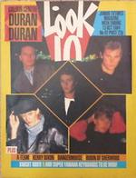 Look-in magazine 13 oct 84 duran duran